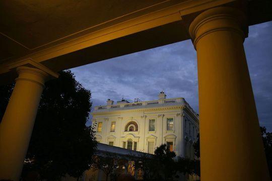 Encore un intrus à la Maison Blanche
