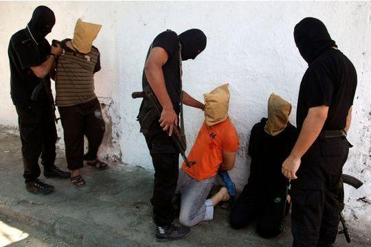 Exécutions sommaires à Gaza