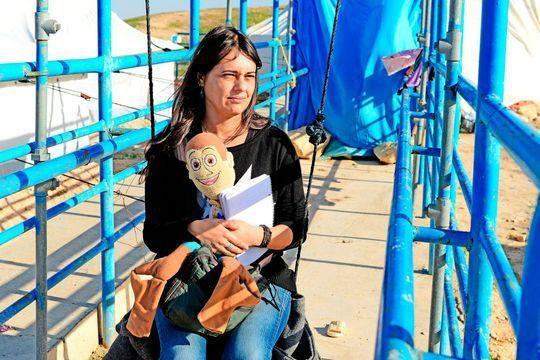 """""""Les femmes esclaves de l'Etat islamique"""": récit de notre reporter Flore Olive"""