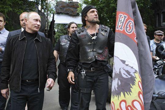Gare aux loups de Poutine!