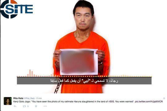 L'Etat islamique dit avoir tué Haruna Yukawa