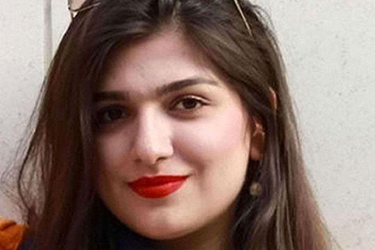 La libération surprise de Ghoncheh Ghavami