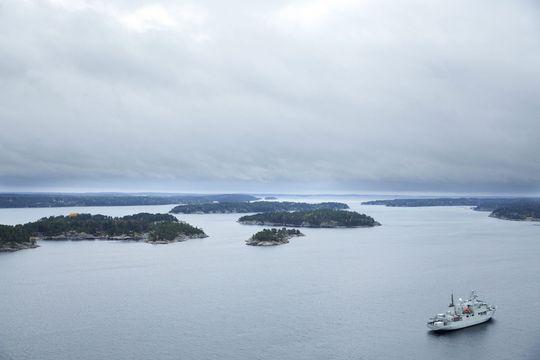 Le vrai-faux sous-marin russe en Suède