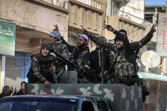 Les Kurdes infligent une nouvelle défaite à l'EI