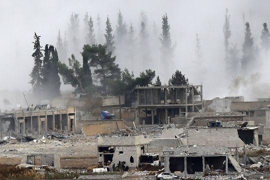 Les Kurdes ont repris Kobané