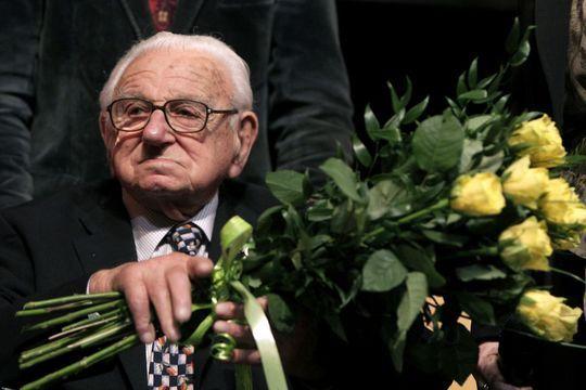 """Le """"Schindler britannique"""" est décédé"""