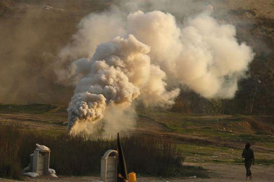 La tension monte entre Israël et la Palestine