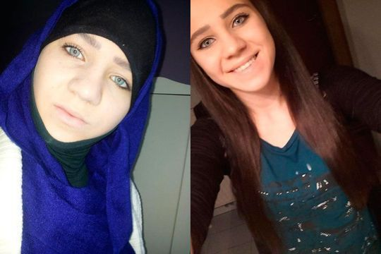 Sabina, 15 ans, la vie quotidienne d'une djihadiste