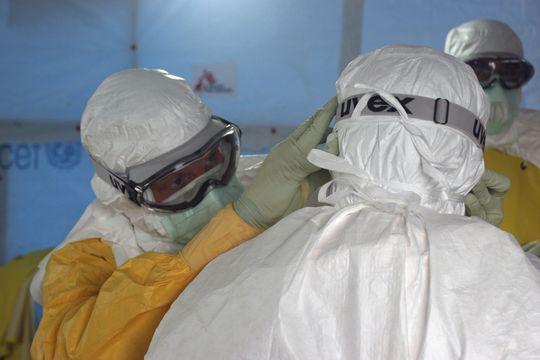 Une Française a contracté le virus Ebola