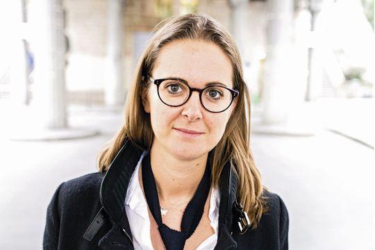 Charline Vanhoenacker, la Belge effrontée