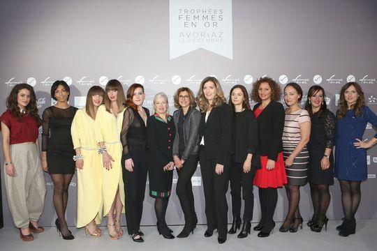 Femmes en Or 2014. Des lauréates d'exception