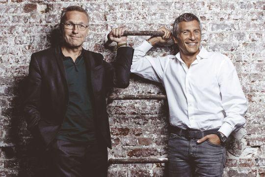 Ruquier & Nagui: l'humour à grande échelle