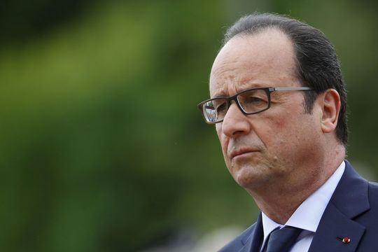 "Hollande sera candidat ""si le chômage baisse"""