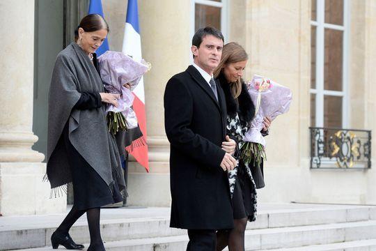 Manuel Valls, décoré de l'ordre national du mérite