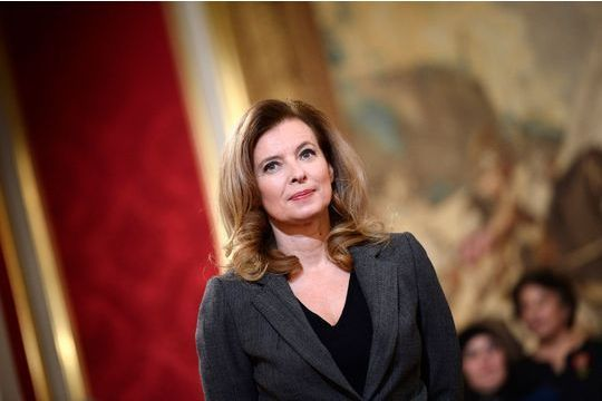 "Valérie Trierweiler, ""Ma vie avec François"""