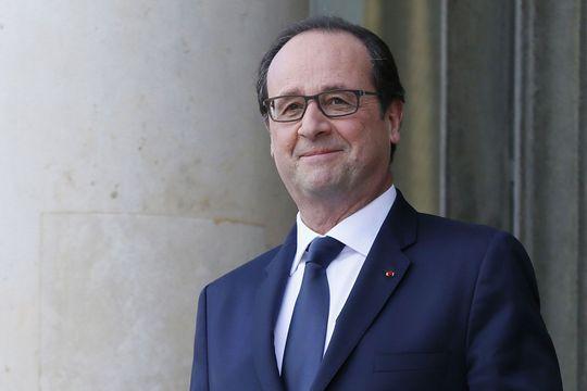 François Hollande va bien