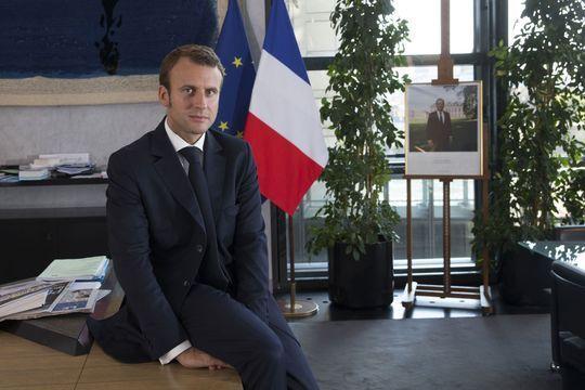 """""""Illettrées"""" : la bourde d'Emmanuel Macron"""