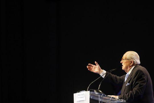 Jean-Marie Le Pen veut guillotiner les djihadistes
