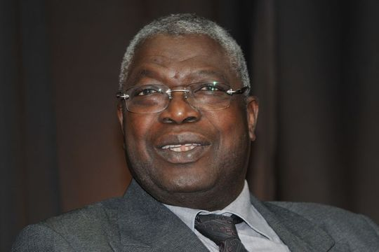 Kofi Yamgnane, un ex-secrétaire d'Etat mis en examen