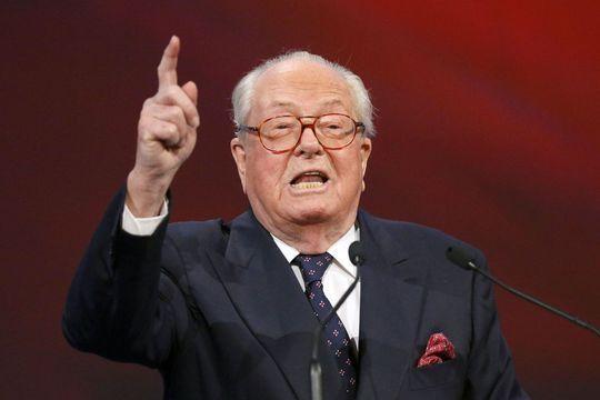 L'apartheid selon Jean-Marie Le Pen