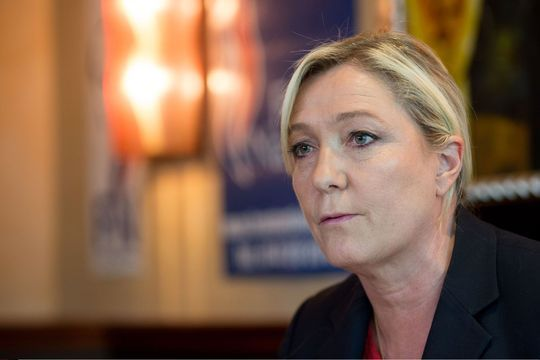 Marine Le Pen à l'offensive contre l'immigration