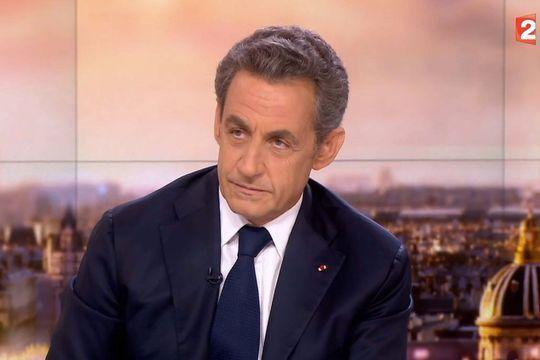 Nicolas Sarkozy explique son retour