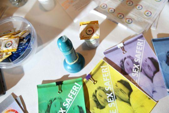 Un préservatif spécial pour repérer les MST
