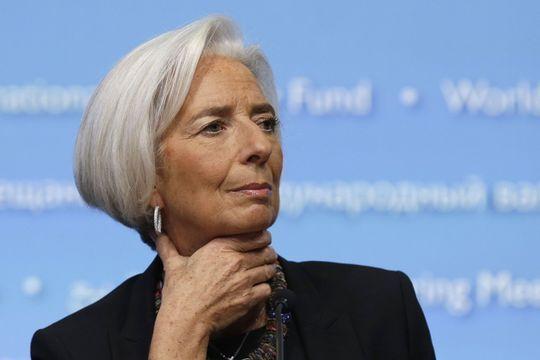 """Lagarde mise en examen pour """"négligence"""""""