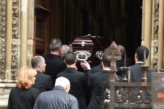 L'adieu à Florence Arthaud