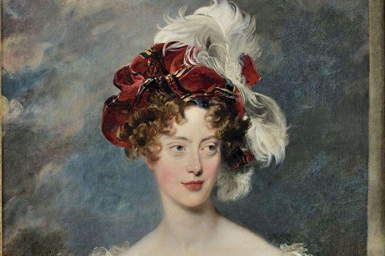 La duchesse de Berry, aristocrate star et putchiste ratée