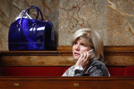 Un an de prison ferme pour la députée Andrieux