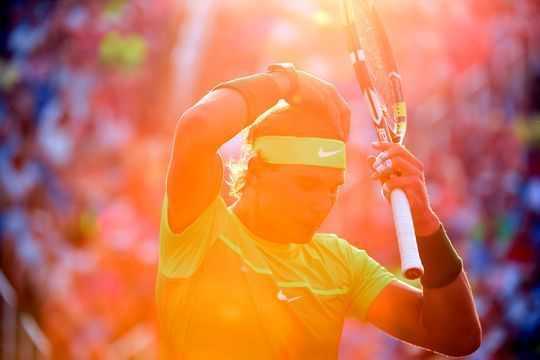 Les plus belles photos de l'US Open 2015