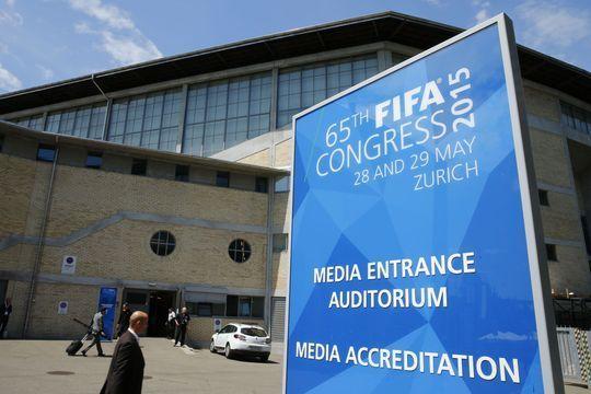 Fifa, un congrès sous tension