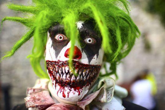 Ces clowns qui terrorisent le Nord