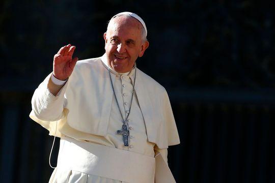Le rôle central du pape François