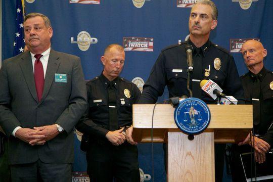Le tueur en série de Los Angeles arrêté