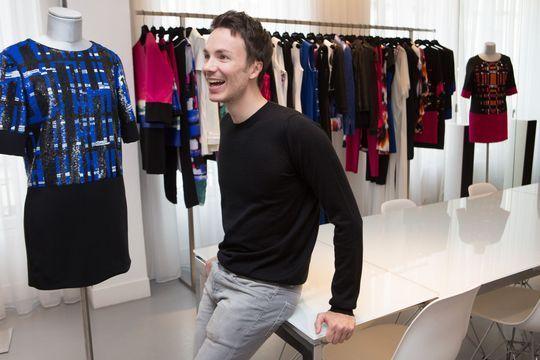 Maxime Simoëns, vent de fraîcheur sur la mode