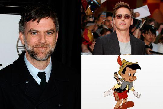 """Paul Thomas Anderson aux commandes de """"Pinocchio"""" ?"""