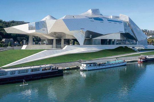 Un musée entre deux eaux