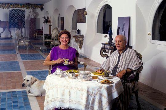 Philippine de Rothschild, noblesse oblige