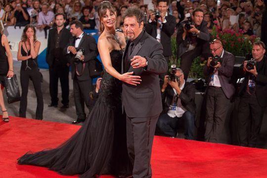 Al Pacino enflamme la Mostra