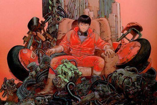 "Katsuhiro Otomo et ""Akira"" consacrés par Angoulême"