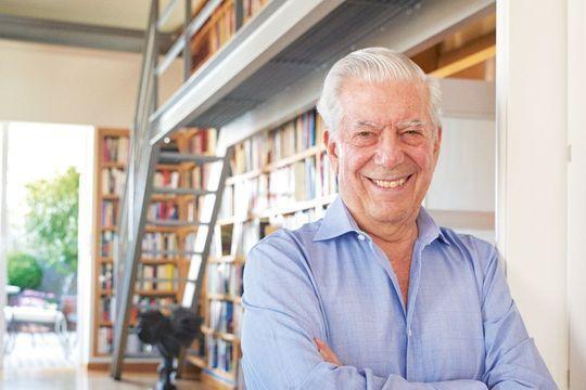 Mario Vargas Llosa ne dépose pas les armes