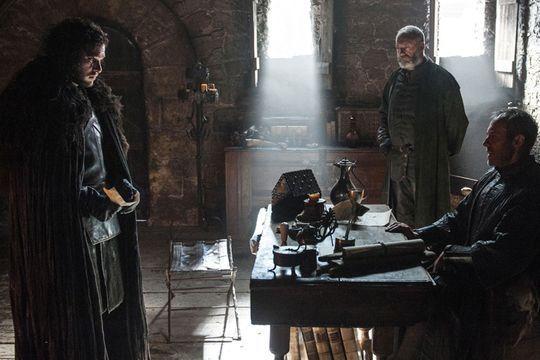 """La saison 5 de """"Game of Thrones"""" se précise"""