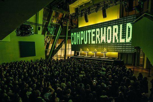 Hier soir à Paris… Kraftwerk