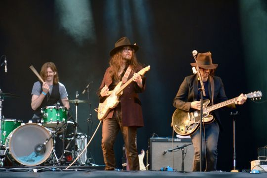 Hier soir à Rock en Seine: Sean Lennon