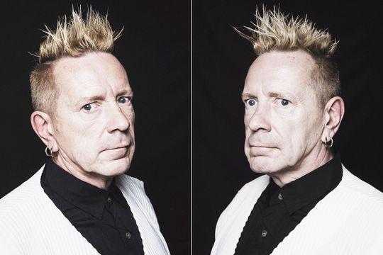 Johnny Rotten, punk et piques