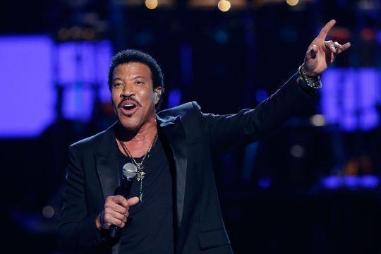 Lionel Richie bat la campagne