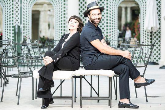 Mireille Mathieu s'envole avec Ycare