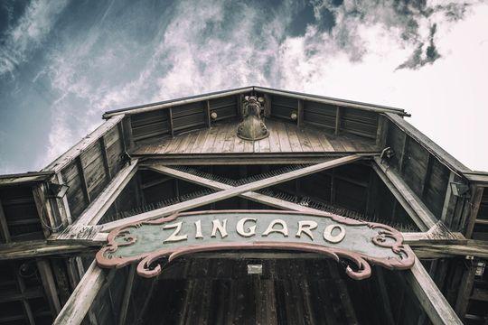 Dans l'intimité de Zingaro